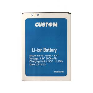 Batteria Smartphone CUSTOM VEGA